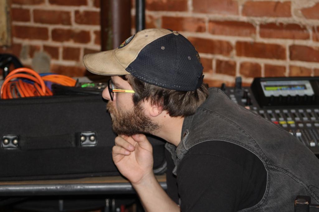 Noah Kess (Sound Guy)